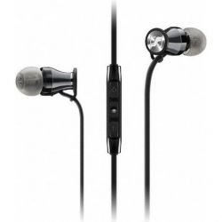 Sennheiser MOMENTUM 2 In-Ear G Black Chrome Bild0