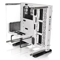 Thermaltake Core P3 Snow Ed. Midi Tower ATX Design Gehäuse mit Panoramafenster