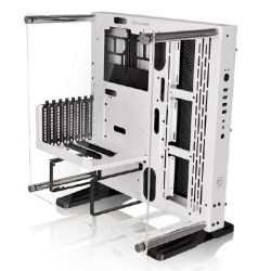 Thermaltake Core P3 Snow Ed. Midi Tower ATX Design Gehäuse mit Panoramafenster Bild0