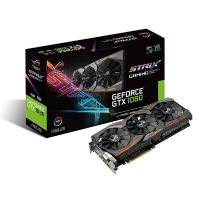 Asus GeForce GTX 1080 Strix ROG Advanced Overclocked  8GB GDDR5X Grafikkarte