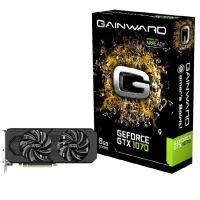 Gainward GeForce GTX 1070 8GB GDDR5 Grafikkarte DVI/HDMI/3xDP
