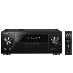 Pioneer VSX-831-B 5.2 Receiver 4K Airplay Bluetooth WiFi HDMI schwarz Bild0