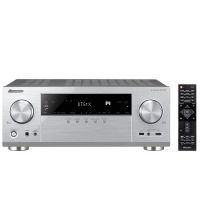 Pioneer VSX-1131-S 7.2 AV Receiver 4K Airplay Bluetooth WiFi Dolby Atmos silber