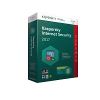 Kaspersky Internet Security 2017 + Android Security - 1 Geräte 1 Jahr - Minibox