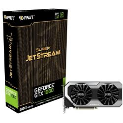 Palit GeForce GTX 1060 SuperJetStream 6GB GDDR5 Grafikkarte DVI/HDMI/3xDP  Bild0