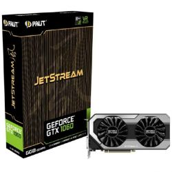 Palit GeForce GTX 1060 JetStream 6GB GDDR5 Grafikkarte DVI/HDMI/3xDP  Bild0