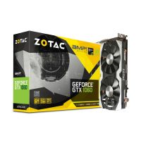 Zotac GeForce GTX 1060 AMP! Edition 6GB GDDR5 Grafikkarte DVI/HDMI/3xDP