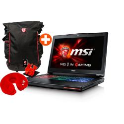 MSI GT72-6QD81FD Gaming Notebook GTX970M ohne Windows + MSI Summer Fever Bundle Bild0