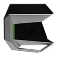 Nvidia GeForce GTX SLI HB Bridge (4-Way, 81 mm)