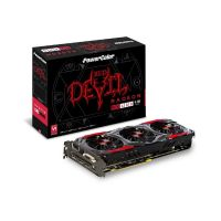 PowerColor AMD Radeon RX 480 Red Devil 8GB GDDR5 HDMI/3x DP Grafikkarte