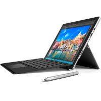 Surface Pro 4 inklusive Office 365 Personal (1 Jahr), Surface Pen Tip Kit und praktischem Type Cover mit Fingerprint ID.