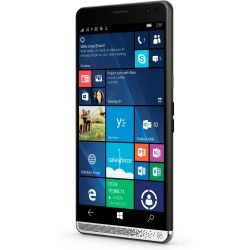 HP Elite x3 schwarz Windows 10 mobile Smartphone Bild0