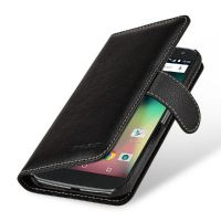 StilGut Talis Book Wallet für Moto G4/G4 Plus