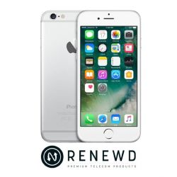Apple iPhone 6 16 GB Silber Renewd Bild0