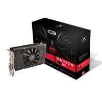 XFX AMD Radeon RX 460 Single OC 2GB GDDR5 DP/HDMI/DVI Grafikkarte
