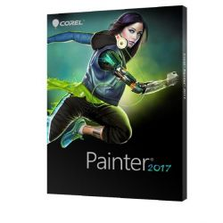 Corel Painter 2017 Box Bild0