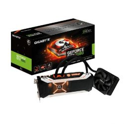 Gigabyte GeForce GTX 1080 Xtreme Gaming Water Cooling 8GB GDDR5X Grafikkarte  Bild0