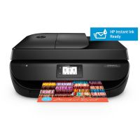 HP OfficeJet 4655 Multifunktionsdrucker Scanner Kopierer Fax WLAN