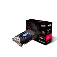 HIS AMD Radeon RX 460 iCooler OC 2GB GDDR5 Grafikkarte DVI/HDMI/DP