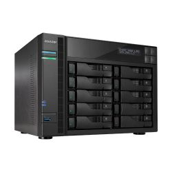ASUSTOR AS6210T NAS System 10-bay Bild0