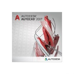 Autodesk AutoCAD 2017 Network License Annual Desktop Subscription + Basic MNT 3a Bild0