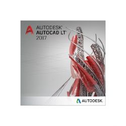 Autodesk AutoCAD LT 2017 Single License Desktop Subscription RNW +1Y Maintenance Bild0