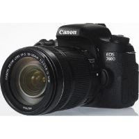 Canon EOS 760D Kit EF-S 18-135mm f/3.5-5.6 IS STM Spiegelreflexkamera *Aktion*