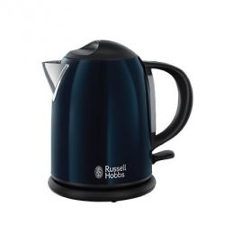 Russell Hobbs 20193-70 Colours Kompakt-Wasserkocher 1,0l Royal Blue Bild0