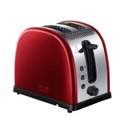 Russell Hobbs 21290-56 Legacy Red Toaster Rot Bild0