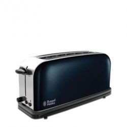 Russell Hobbs 21394-56 Colours Langschlitz-Toaster Royal Blue Bild0
