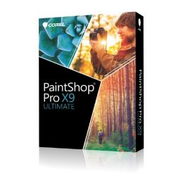 Corel PaintShop Pro X9 Ultimate Minibox, DE Bild0