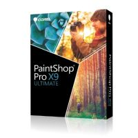 Corel PaintShop Pro X9 Ultimate Minibox, ML