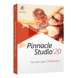 Corel Pinnacle Studio 20 Standard Box Bild0