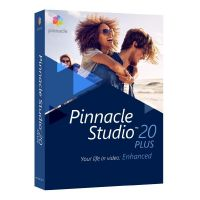 Corel Pinnacle Studio 20 Plus Box