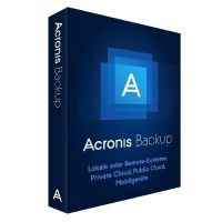 Acronis Backup 12 Server, Box