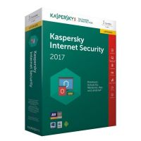 Kaspersky Internet Security 2017 3 Lizenzen Upgrade - Minibox, Product Key Card