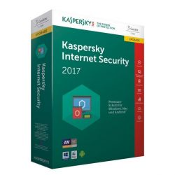 Kaspersky Internet Security 2017 3 Lizenzen Upgrade - Minibox, Product Key Card Bild0