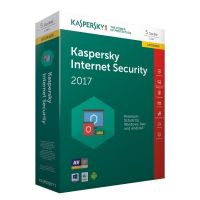 Kaspersky Internet Security 2017 5 Lizenzen Upgrade - Minibox, Product Key Card