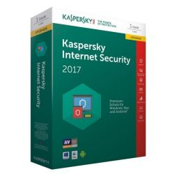 Kaspersky Internet Security 2017 1PC 1Jahr Upgrade - Minibox, Product Key Card Bild0