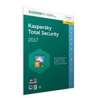 Kaspersky Total Security 2017 Upgrade - 3 Geräte 1 Jahr, FFP - Code