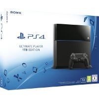 Sony PlayStation 4 1TB Ultimate Player Edition Konsole schwarz