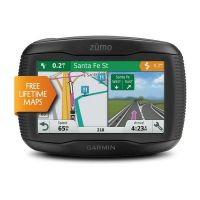 Garmin zumo 395LM Europa wasserdicht, robust, Motorradnavigation Bluetooth