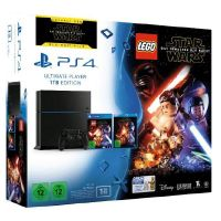 Sony PlayStation 4 1TB Ultimate Player + LEGO Star Wars Spiel + Film Bluray