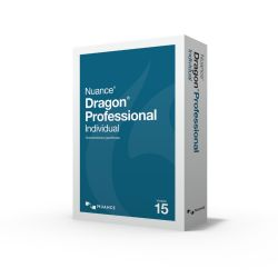 Nuance Dragon Professional Individual V.15 Education [DE] Box Bild0