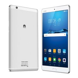 HUAWEI MediaPad M3 Tablet LTE 32 GB Android 6.0 silber Bild0