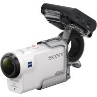 Sony FDR-X3000R 4K Action Cam mit Live View Remote und Fingergriff