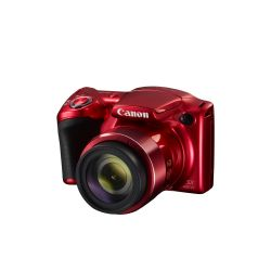 Canon PowerShot SX420 IS Bridgekamera rot Bild0