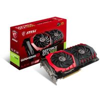 MSI GeForce GTX 1060 Gaming X 3G TwinFrozr VI 3GB GDDR5 Grafikkarte DVI/HDMI/DP