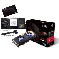 HIS AMD Radeon RX 480 IceQ X² Roaring Turbo 8GB GDDR5 Grafikkarte DVI/HDMI/3xDP