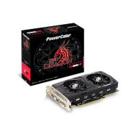PowerColor AMD Radeon RX 460 Red Dragon 4GB GDDR5 HDMI/DP/DVI Grafikkarte